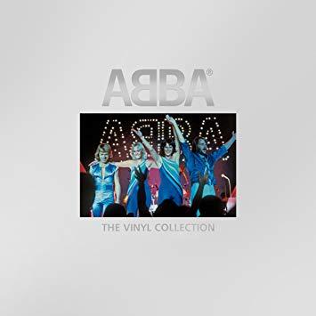 Abba vinyl collection